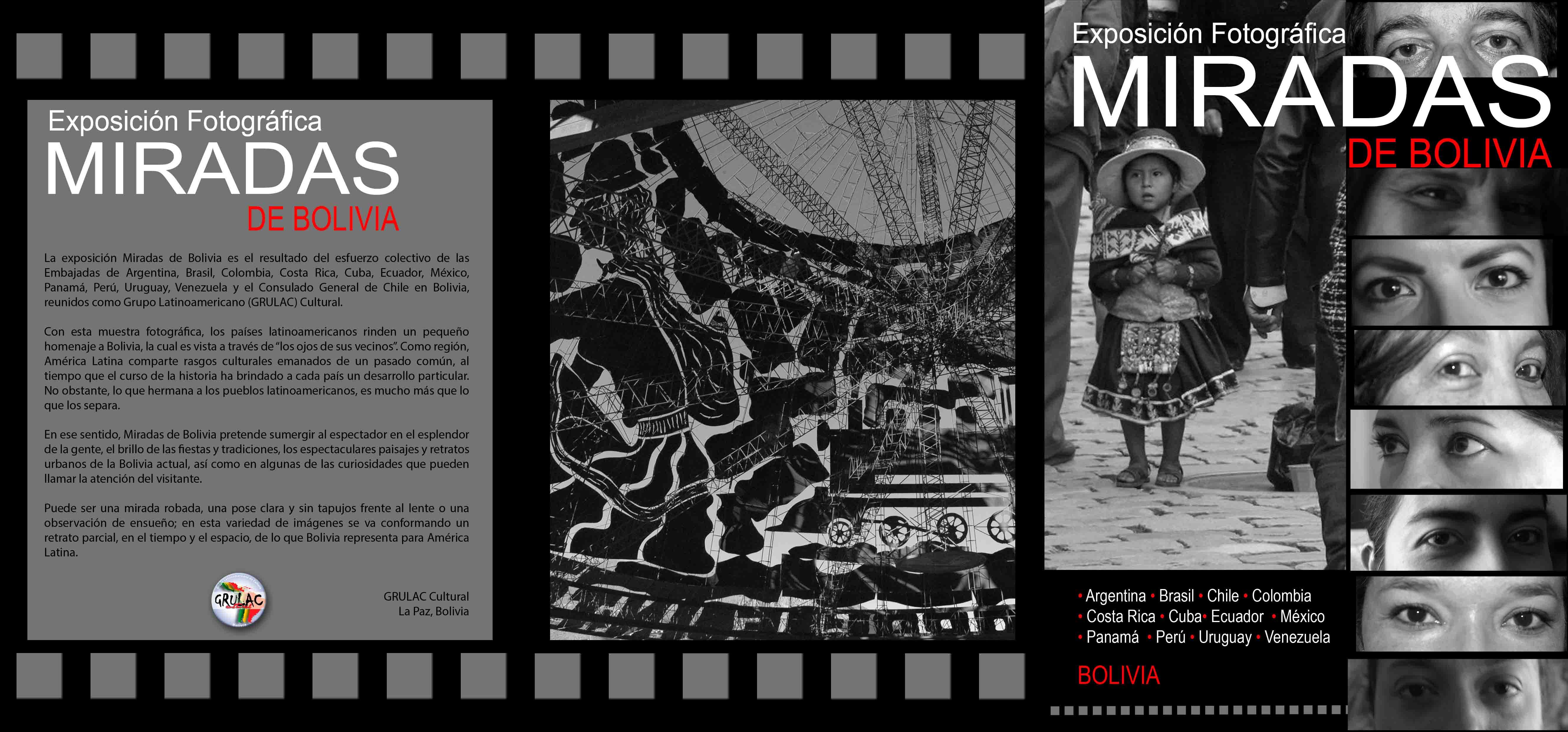 Se Inaugura El Viernes 24 De Abril En Centro Cultural Brasil Bolivia A Las 730 Pm